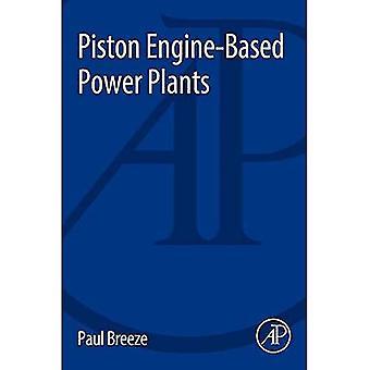Centrales électriques à moteur à piston