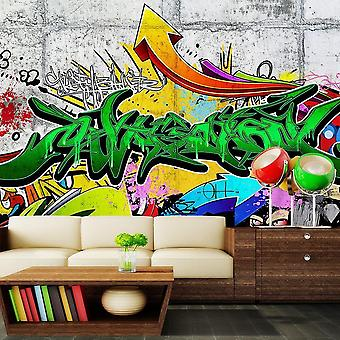 Papier peint graffiti street art - Urban Graffiti