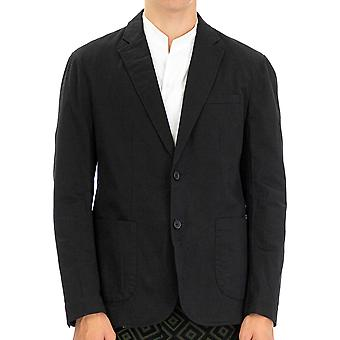 Armani Exchange Men Jacket    Black