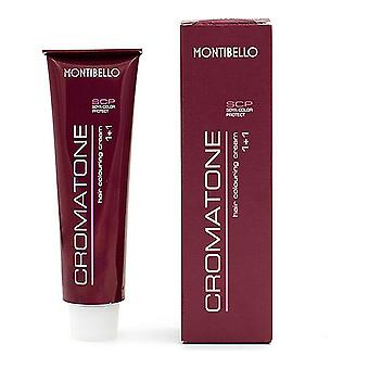 Permanent färg Cromatone Montibello Nº 4,8 (60 ml)