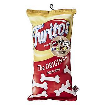 Spot Fun Food Furitos Chips Plysch Hundleksak - 1 räkning