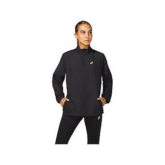 Asics Core Jacket W 2012C341001 running all year women jackets