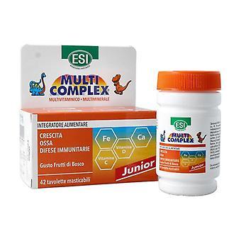 Multicomplex Junior 42 tabletter
