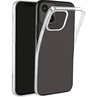 Vivanco Super Slim Back cover Apple Transparent