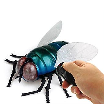 Digital cameras infrared remote control animal insect toys simulation fly bee ladybug rc prank  rc animals