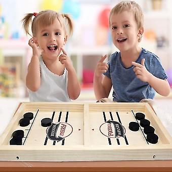 Board games modern table hockey sling puck board game for all ages