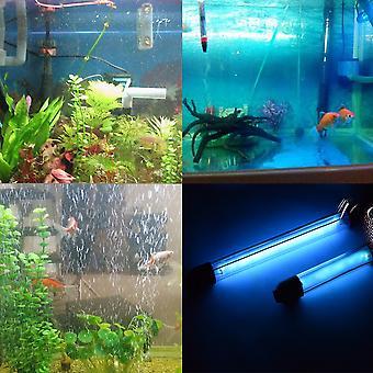 15w 3.7m Ip68 Aquário Impermeável Aquário Tanque de Peixe Uv Esterilizador Lâmpada Eu/us Plug