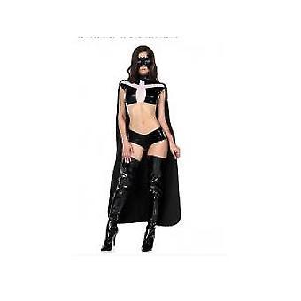 Halloween Cosplay Batman Uniform Maskierte Superman Kostüm Maskade Party Performance Kostüm