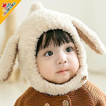 Gyermek meleg és szélálló fülvédők