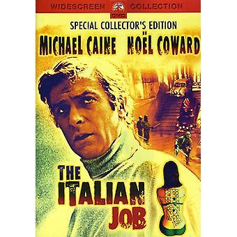 Italian Job (1969) [DVD] USA import