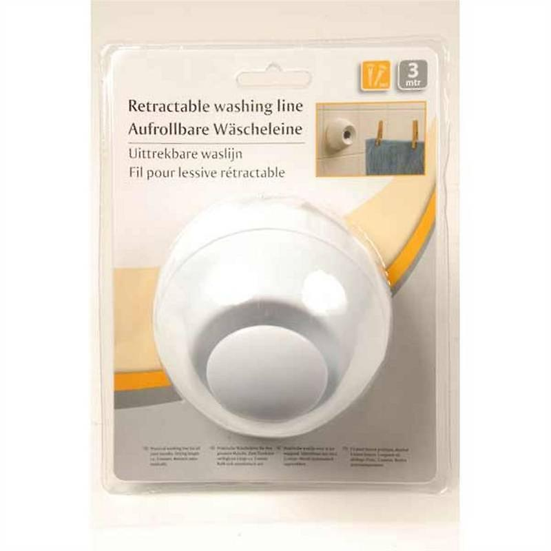3m Retractable Washing Line