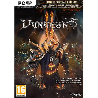 Dungeons 2 PC DVD
