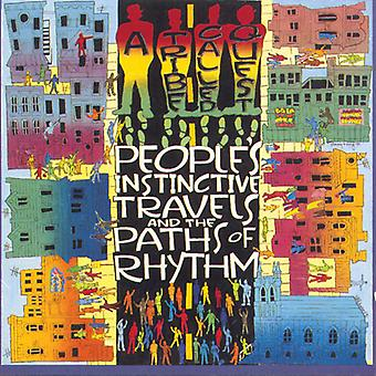 Tribe Called Quest - People's Instinctive Travels & [Vinyl] USA import