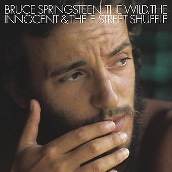 Bruce Springsteen - Wild onschuldige & E Street Shuffle [Vinyl] USA import