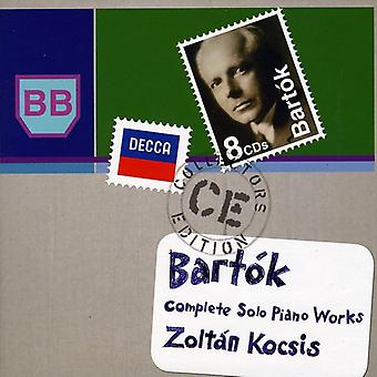 B. Bartok - Bart KC: oeuvres pour Piano Solo complet [CD] USA import