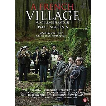 French Village: Season 6 [DVD] USA import