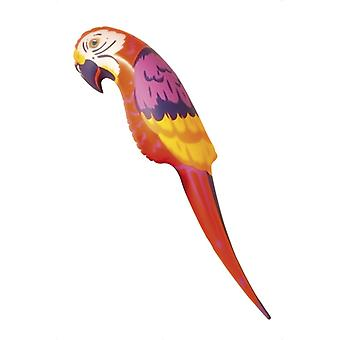inflatable Parrot for Pirate Costume pirate 100 cm