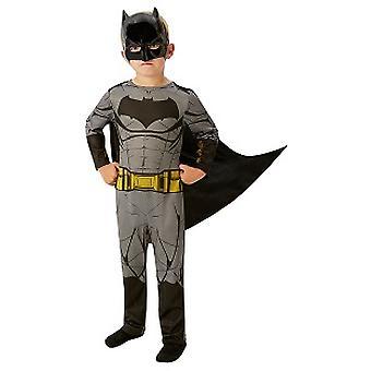 Amanecer de Batman original de justicia cómico superhéroe traje bat niño traje