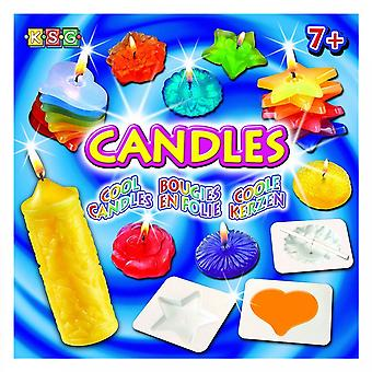 Sequin Art Cool Candles - Candle Making Kit***