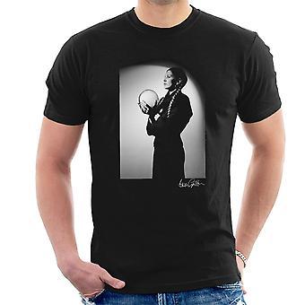 T-shirt numero uomo fortunato di Lene Lovich