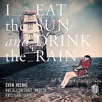 Sven Helbig - I Eat the Sun & Drink the Rain [Vinyl] USA import