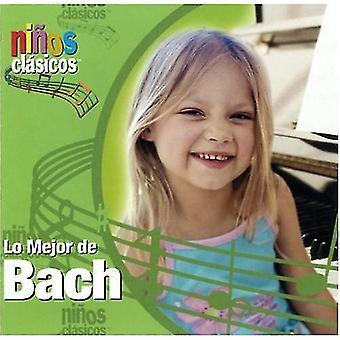 Ninos Clasicos - Ninos Clasicos: Lo Mejor De Bach [CD] USA import
