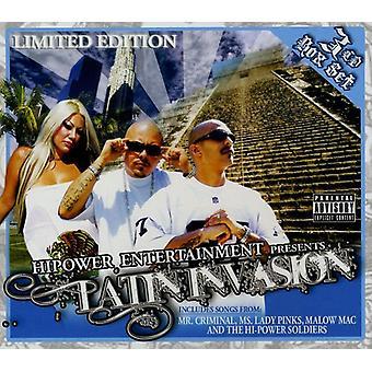 Hip-Hop Explosion - Latin Invasion [CD] USA import