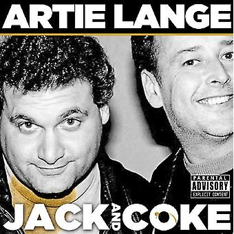 Artie Lange - Jack & Koks [CD] USA import