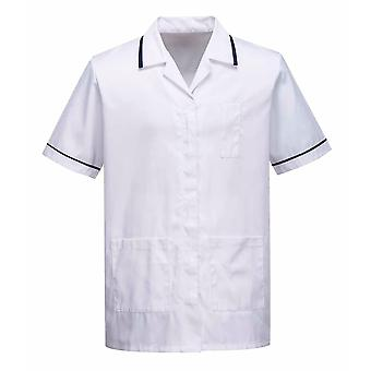 sUw - klassisk Mens Heathcare Workwear tunika jakke