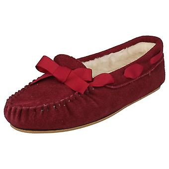 Ladies K by Clarks 'Wake Me' Moccasin Slippers