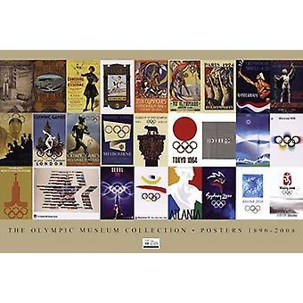 כרזה אוסף פוסטר של המוזיאון האולימפי הדפסה