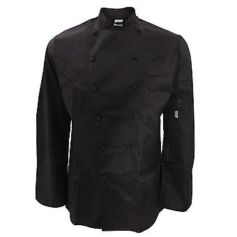 Le Chef Mens Classic Fit Long Sleeve Jacket