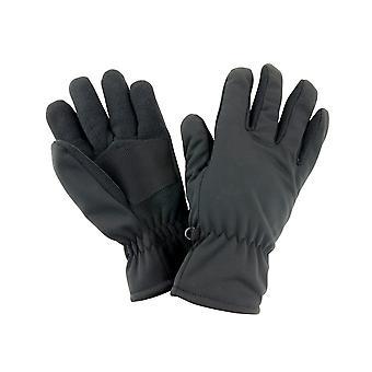 Guanti di risultato Unisex inverno Essentials Softshell termica