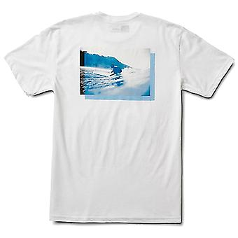 Reef off Short Sleeve T-shirt in wit