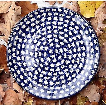 Dessert tallerken og kage plade, ø 20 cm, tradition 4 - Cerámica de polonia - BSN 1207