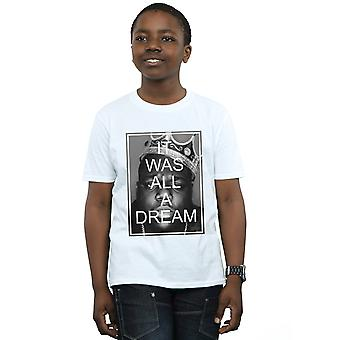 Notorious BIG Boys It Was All A Dream Crown T-Shirt