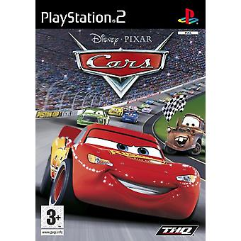 Cars (PS2) - New Factory Sealed