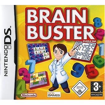 Brain Buster Puzzle Pak (Nintendo DS) - New