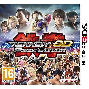 Tekken 3D - Prime Edition (Nintendo 3DS) - New