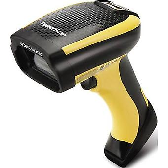 Datalogic PowerScan PD9531 USB-Kit Barcode scanner Corded 1D, 2D Imager Yellow, Black Hand-held USB