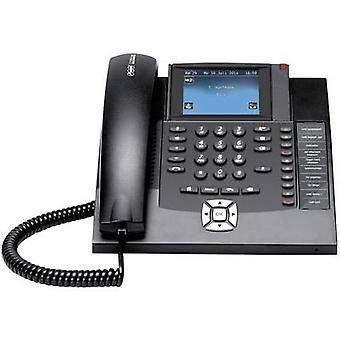 Auerswald COMfortel 1400 PBX ISDN Hands-free Touch color display Negru