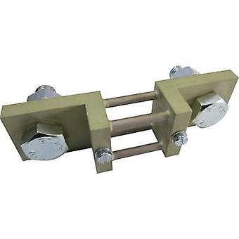 Weigel 60 mV/500 A Shunt Test current 500 A Voltage drop (num.) 60 mV DIN shunt
