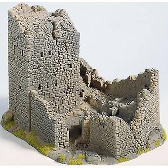 NOCH 58600 H0, ruínas do Castelo de TT