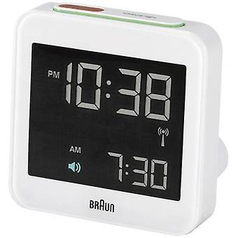 Braun 66019 Radio Alarm clock White