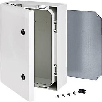 Fibox ARCA 403015 Switchboard cabinet 400 x 300 x 150 Polycarbonate (PC) Grey 1 pc(s)