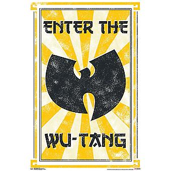 Wu-Tang Clan - immettere Poster Print