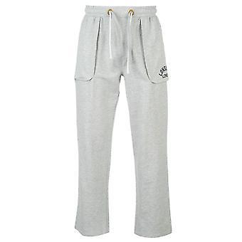 Lonsdale męskie spodnie boks Jogging Spodnie i spodenki spodnie 3 kieszenie ubrania nosić