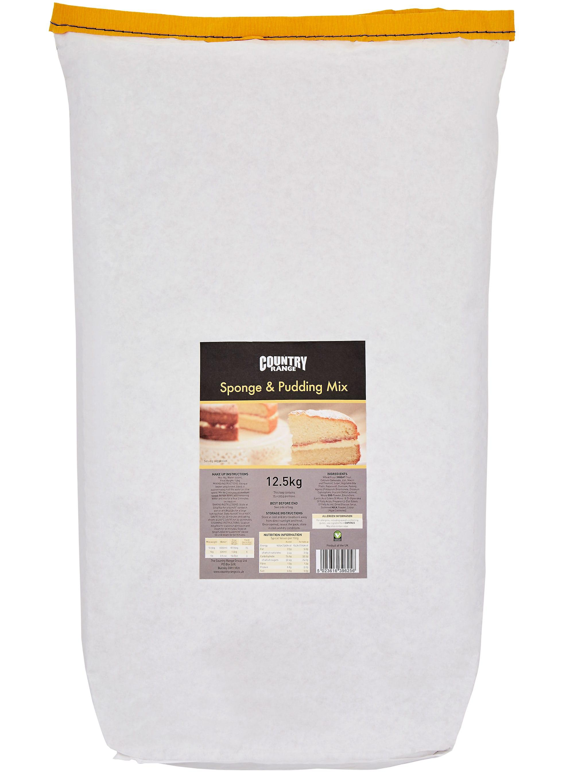 Country Range Sponge and Pudding Mix