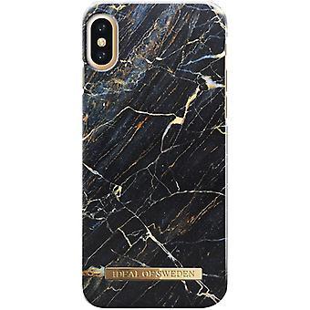 iDeal Della Svezia iPhone XR Marmo Shell-Laurent