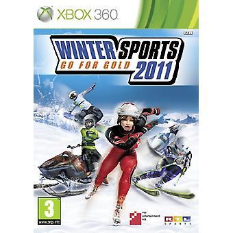 Sports d'hiver 2011 (Xbox 360) - Nouveau